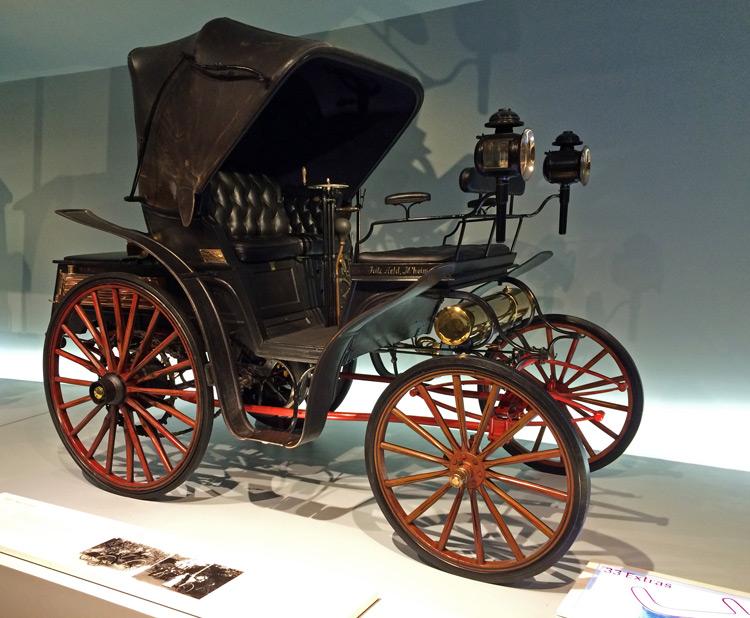 1893 Benz Victoria