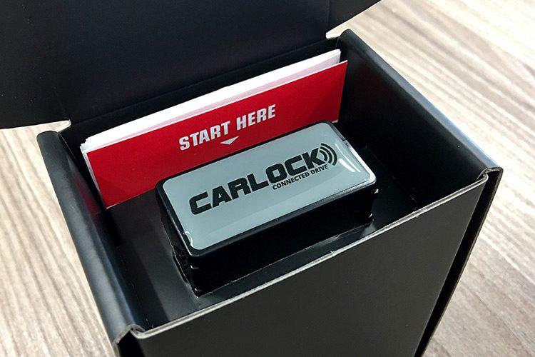 CarLock Box Content