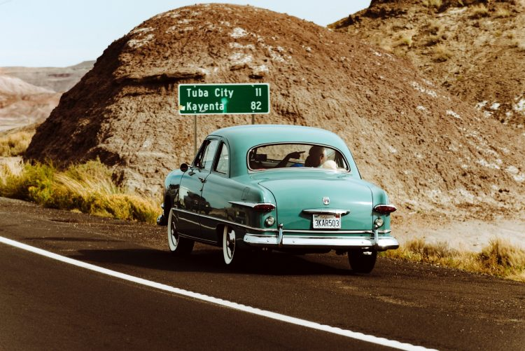 classic cars GPS tracking