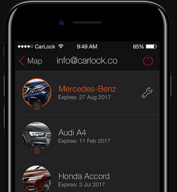 GPS car tracker for fleet