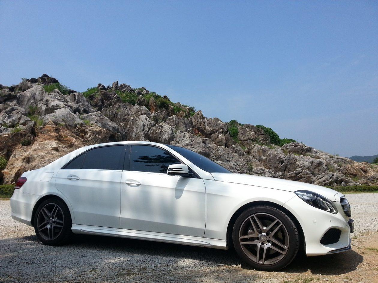 Top 20 most stolen vehicles in the UK - Mercedes E Cass