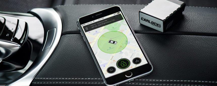 GPS Car tracker CarLock