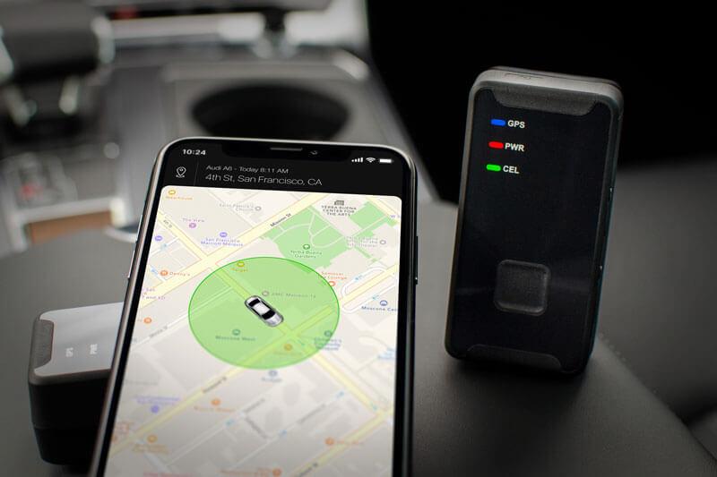 CarLock Portable – localizzatore portatile per auto alimentato a batteria